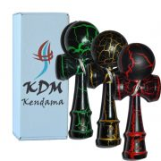 Crack Paint KDM Kendama