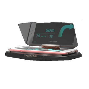 HUD Head Up Display GPS Smartphone telefon mobil bord suport