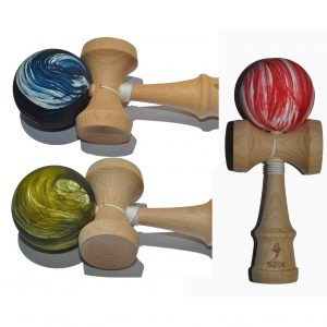 kendama rubber brush