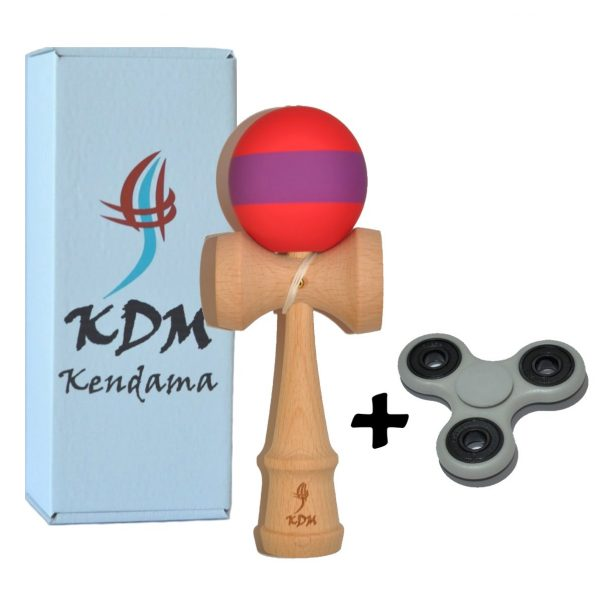 KDM kendama + Spinner