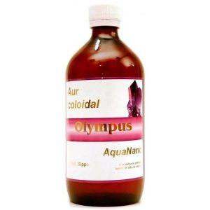 AUR COLOIDAL OLYMPUS 30 PPM 500ml AGHORAS