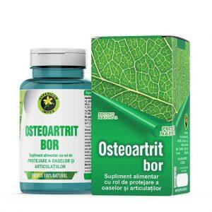 OSTEOARTRIT BOR 60cps HYPERICUM