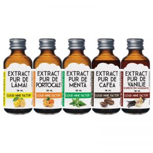 SET 5 EXTRACTE PURE 50ml green sense