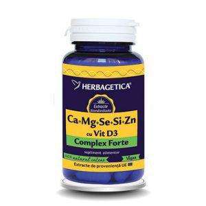 calciu magneziu seleniu zinc 30