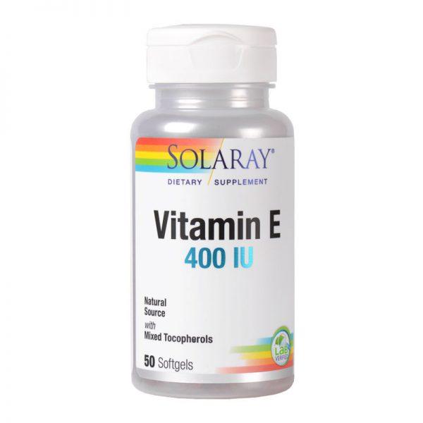 vitamin e secom 400iu