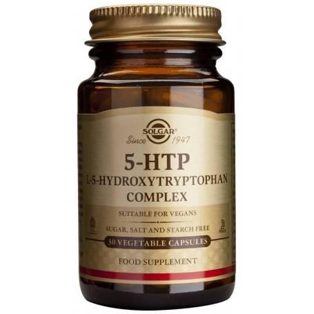 5-HTP-(HYDROXYTRYPTOPHAN-COMPLEX)-100mg-veg.-30cps-SOLGAR