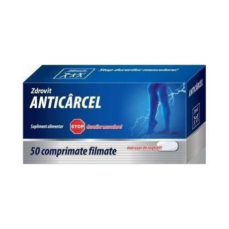 ANTICARCEL-50cpr-ZDROVIT