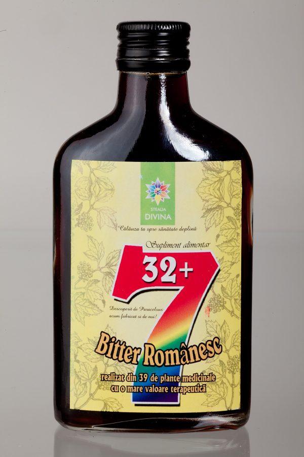 BITTER-ROMANESC-32+7-200ml-SANTO-RAPHAEL