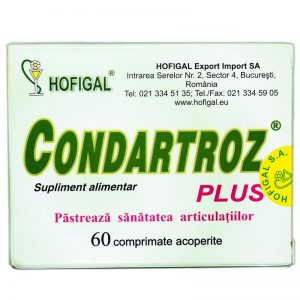 CONDARTROZ-PLUS-60cpr-HOFIGAL