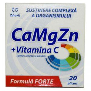 Ca+Mg+Zn+C-FORTE-20pl-ZDROVIT