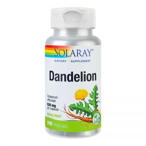 DANDELION-(PAPADIE)-520mg-100cps-SECOM
