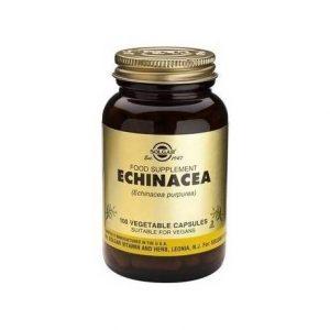 ECHINACEA-veg.caps-100cps-SOLGAR