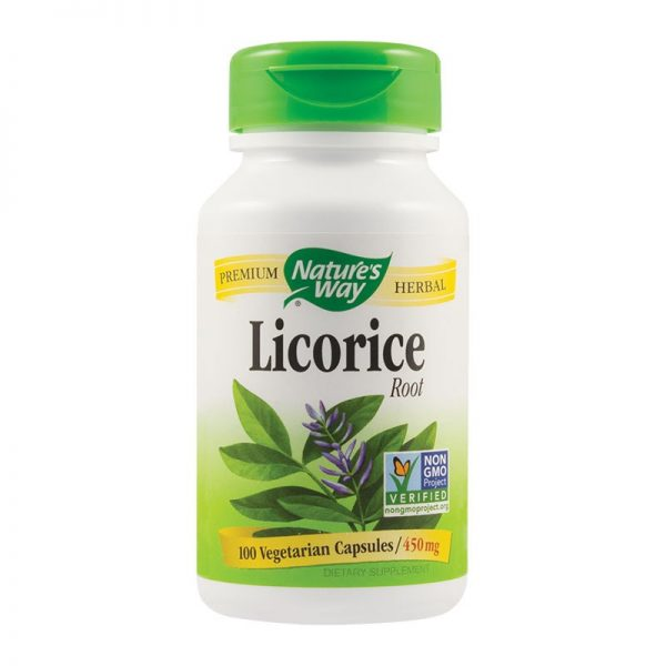 LICORICE-(LEMN-DULCE)-450mg-100cps-SECOM