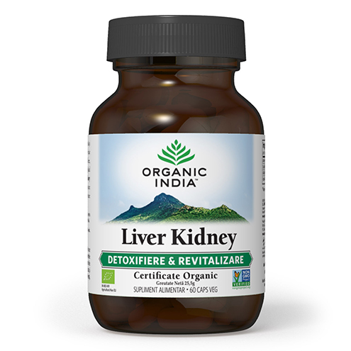 LIVER&KIDNEY-ECO-60cps-ORGANIC-INDIA