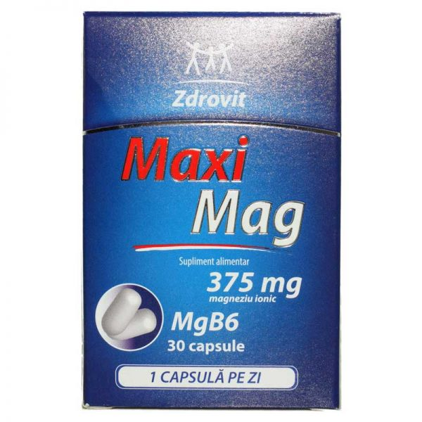 MAXIMAG-30cps-ZDROVIT
