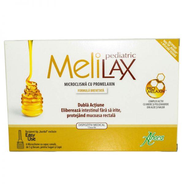 MELILAX-PEDIATRIC-MICROCLISMA-6x5gr-ABOCA
