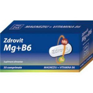 Mg+B6-50cpr-ZDROVIT