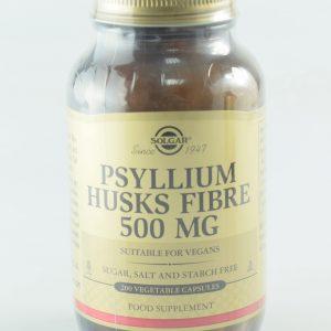 PSYLLIUM-HUSKS-FIBRE-500mg-veg.200caps-SOLGAR