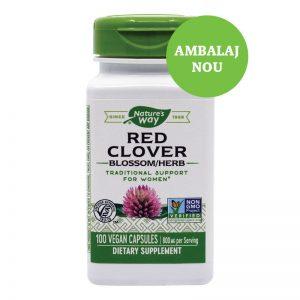 RED-CLOVER-BLOSSOMS-(Trifoi-rosu)-100cps-SECOM