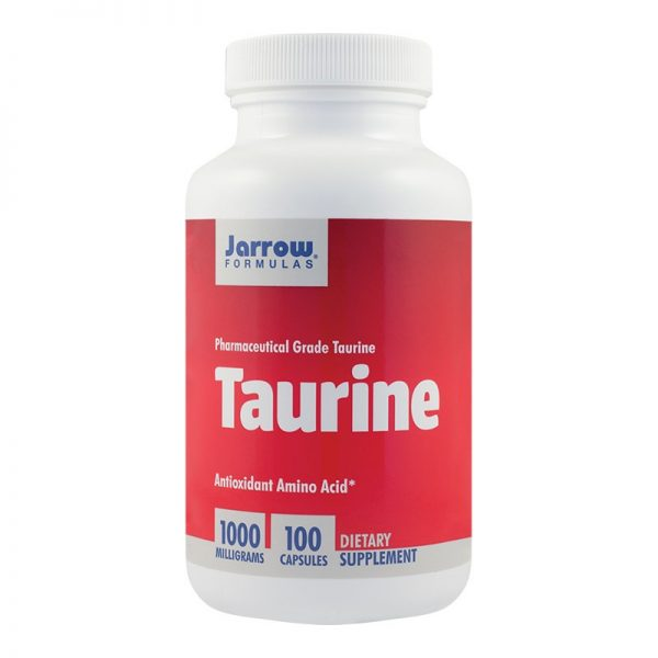 TAURINE-1000mg-100cps-SECOM