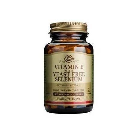 VITAMIN-E-+-SELENIUM-veg.caps-50cps-SOLGAR